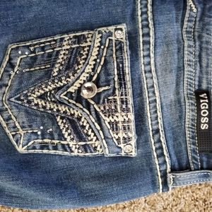 Vigoss Heritage fit jeans size 16